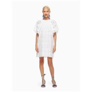 Kate Spade • spice things up eyelet lace dress